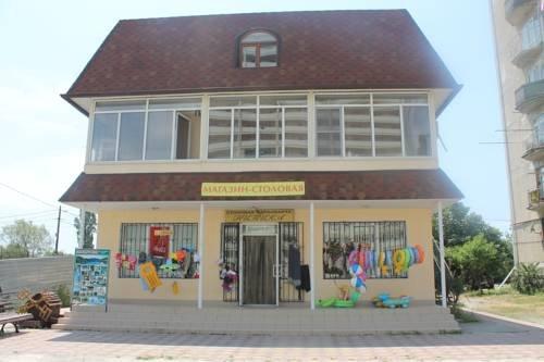 Нитика гостиница - вид на здание