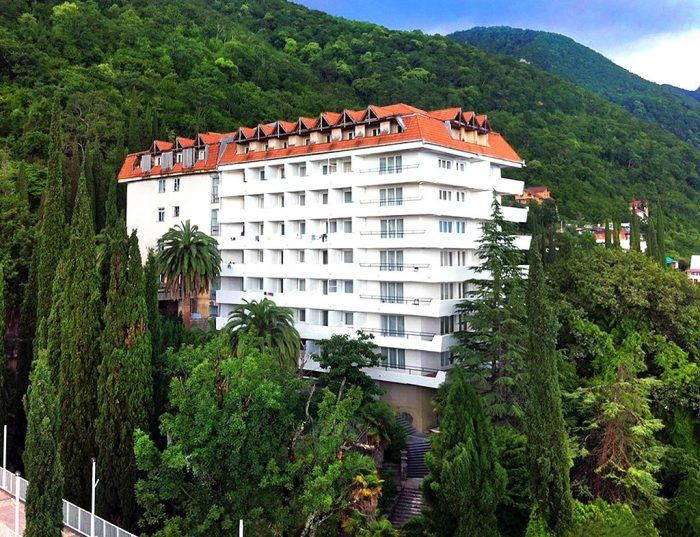 Колхида гостиница