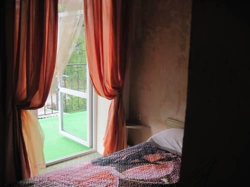 Гостевой дом Инкит - вид с балкона