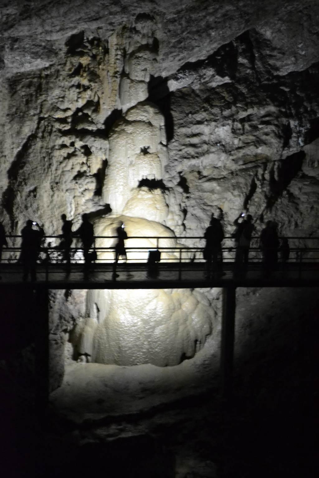 Новый Афон - Пещера