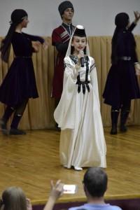 Традиционная песня в Абхазии
