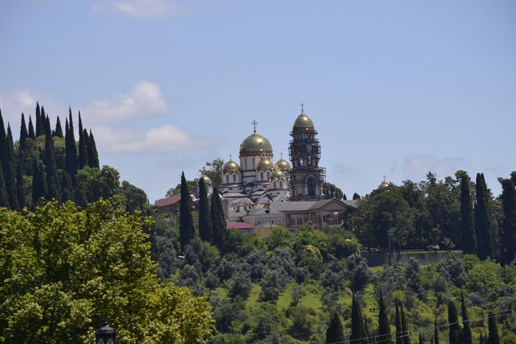 Монастырь Нового Афона