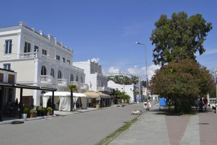 Сухум центральная улица